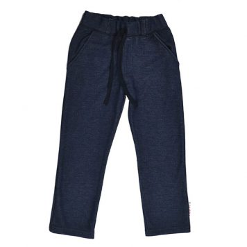 Baba Babywear Baggy Pants Denim Blue