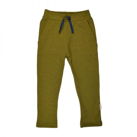 Baba Babywear Baggy Pants V-Knitted Yellow