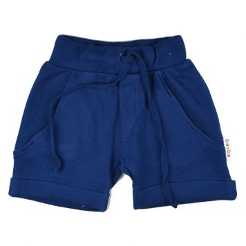 Baba Babywear Baggy Short Double Knitted Blue