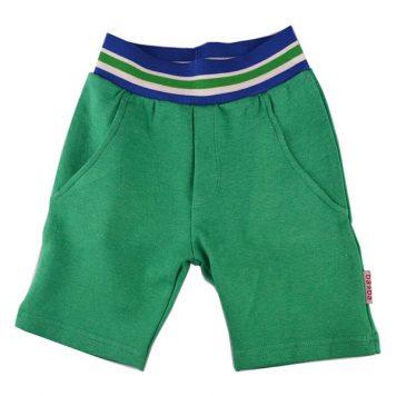 Baba Babywear Bermuda Jacquard Green
