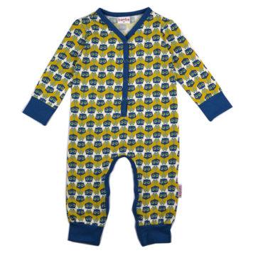 Baba Babywear Bodysuit Owl