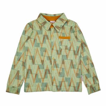 Baba Babywear Boys Shirt Geometric