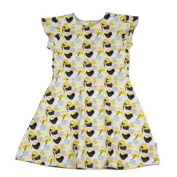 Baba Babywear Butterfly Dress Mae