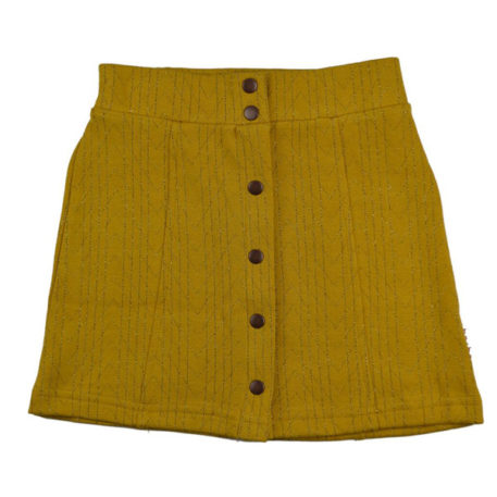 Baba Babywear Button Skirt Gold