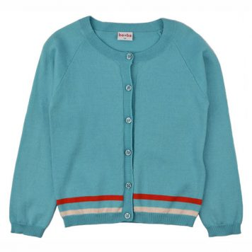 Baba Babywear Cardigan Light Blue