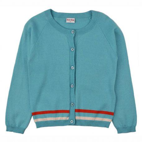 Baba Babywear Cardigan Light Blue
