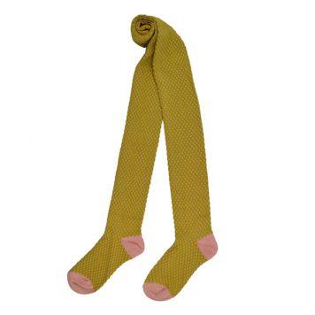 Baba Babywear Kousenbroek Mustard