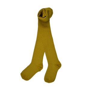 Baba Babywear Kousenbroek Yellow