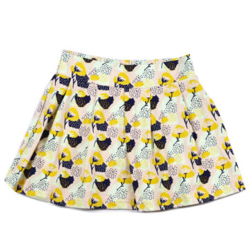 Baba Babywear Pleat Skirt Mae
