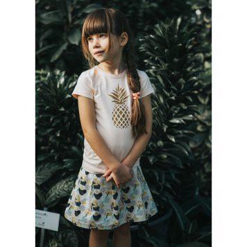 Baba Babywear Pleat Skirt Mae SS18