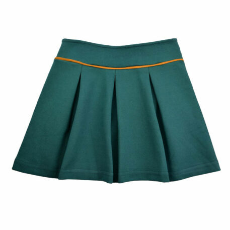 Baba Babywear Pleat Skirt Pacific