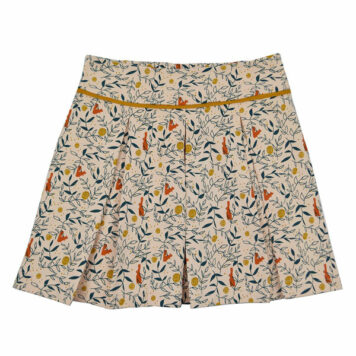 Baba Babywear Pleat Skirt Rabbit and Squirrel