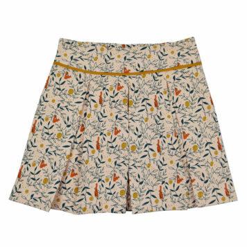 Baba Babywear Pleat Skirt Rabbit and Squirrel