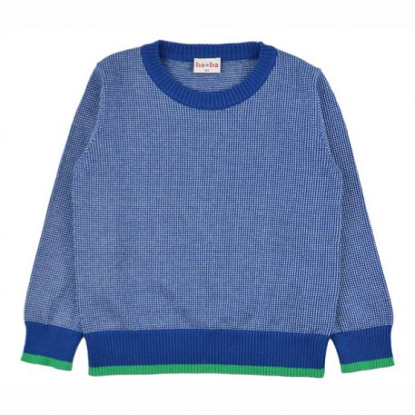 Baba Babywear Pullover Boys Tricolor