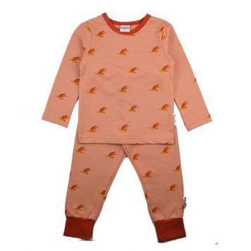 Baba Babywear Pyama Birds