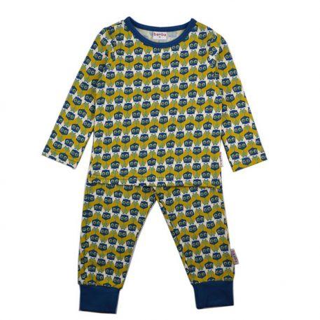 Baba Babywear Pyama Owles