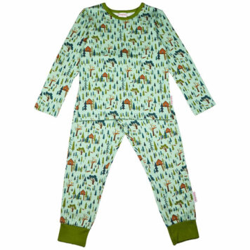 Baba Babywear Pyama Treehouse