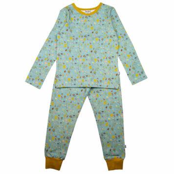 Baba Babywear Pyjama Romance Flowers