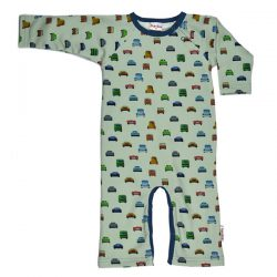 Baba Babywear Rompersuit Car