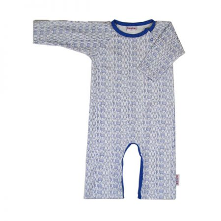 Baba Babywear Rompersuit Robots