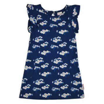 Baba Babywear Ruffle Dress Julia Blue