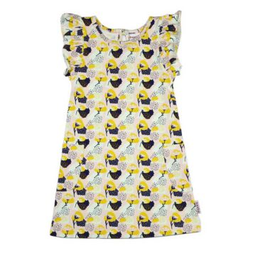 Baba Babywear Ruffle Dress Mae