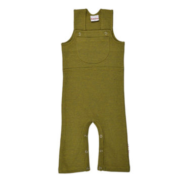 Baba Babywear Salopet V-Knitted Yellow