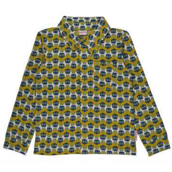 Baba Babywear Shirt Owls