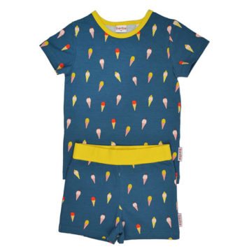 Baba Babywear Short Pyama Icecream