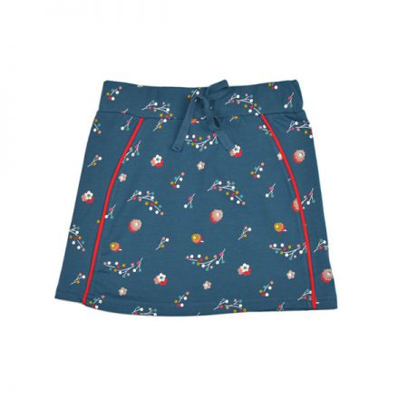 Baba Babywear Skirt Retro Flowers