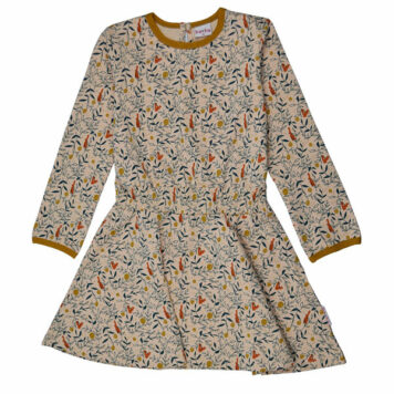 Baba Babywear Smockdress Rabbit and Squirrel