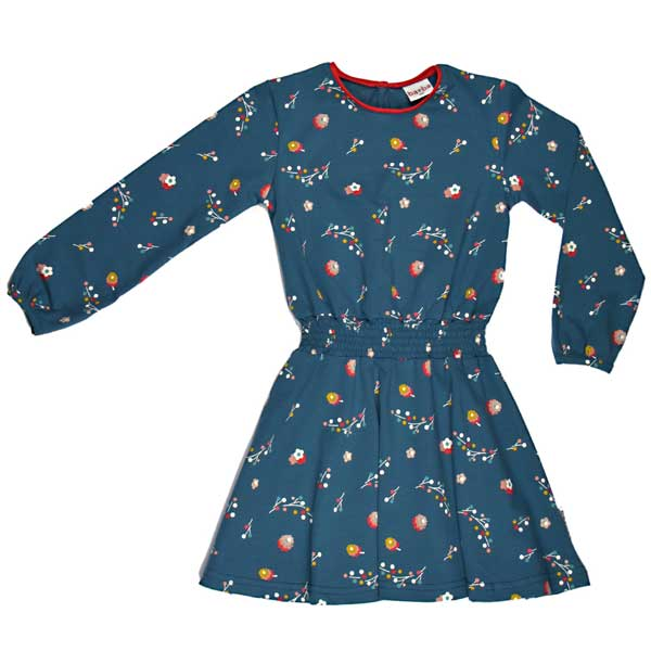 Baba Babywear Smockdress Retro Flowers