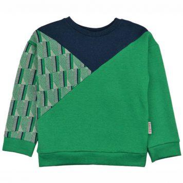 Baba Babywear Sweater Tricolor Jacquard