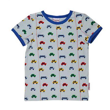 Baba Babywear T-shirt Cars