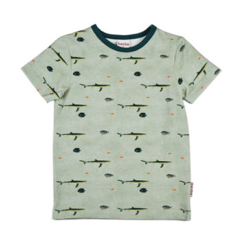 Baba Babywear T-shirt Fish
