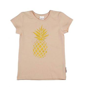 Baba Babywear T-shirt Golden Pineapple