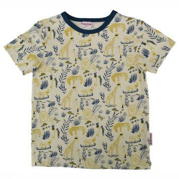Baba Babywear T-shirt Jungle