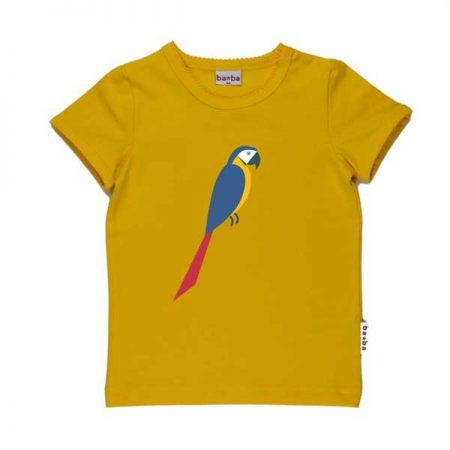 Baba Babywear T-shirt Parrot