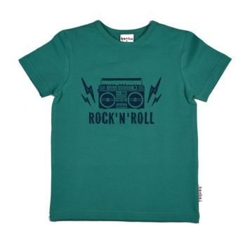 Baba Babywear T-shirt Rock Green