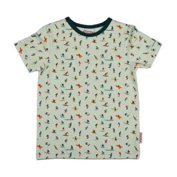 Baba Babywear T-shirt Surfers
