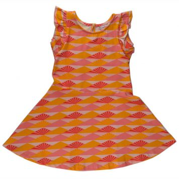 Baba Babywear Waistdress Sunset