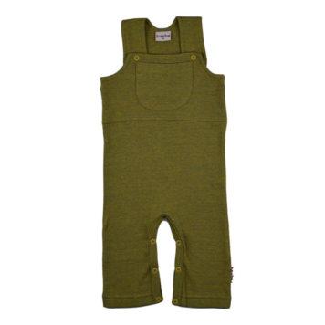 Baba Babywear Worker Bicolor Mustard Pique