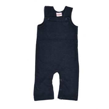 Baba Babywear Worker Denim Blue