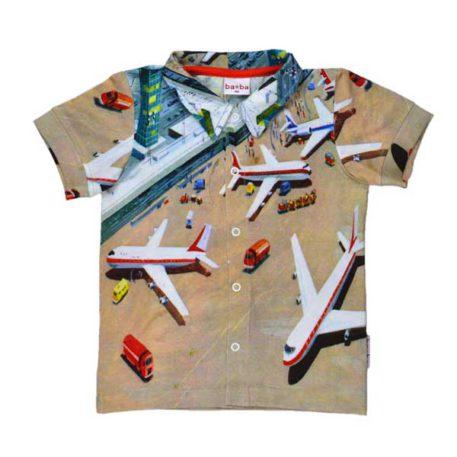 Baba Babywear shirt Airport