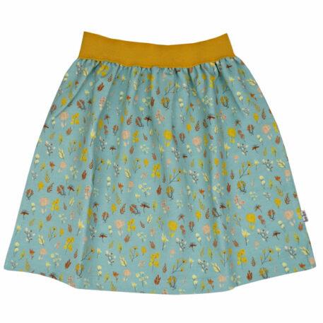 Baba Kidswear Bonny Skirt Romance Flowers