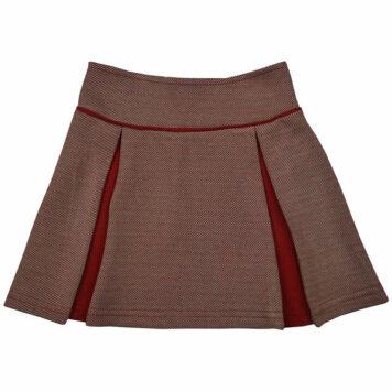 Baba Kidswear Chloe Skirt Diagonal Stripes