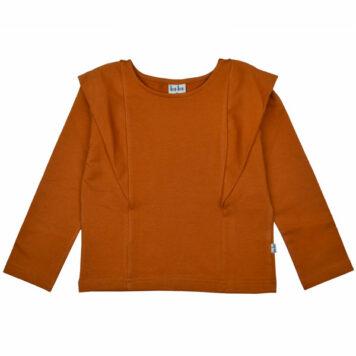 Baba Kidswear Cinar Shirt Leather Brown