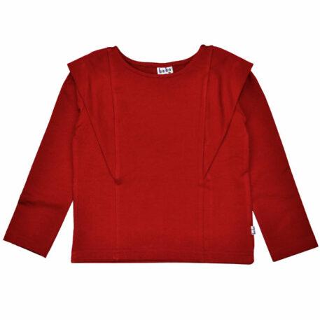 Baba Kidswear Cinar Shirt Red Dhalia