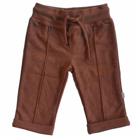 Baba Kidswear Cisse Pant Brown Dots