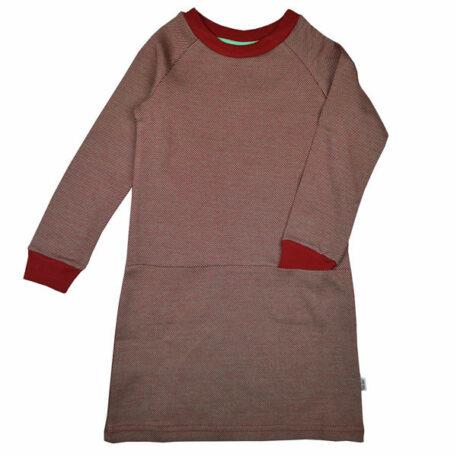 Baba Kidswear Clarisse Dress Diagonal Stripes